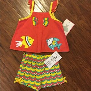 🆕 Rare Editions Fish Outfit